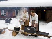 Marché historique Jokkmokk