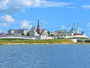 Kazan, le Kremlin