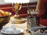 Cérémonie du thé à la russe