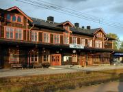 Gare de Gällivare (c) Svjo