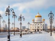 Cathédrale du Christ Sauveur, Moscou