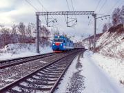 Transsibérien en hiver