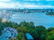 Kiev - vue panoramique
