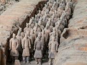 Xi'an - l'Armée en terre cuite